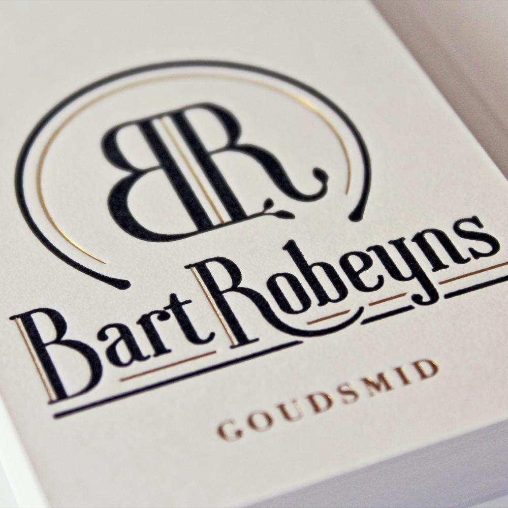 Goudsmid Bart Robeyns