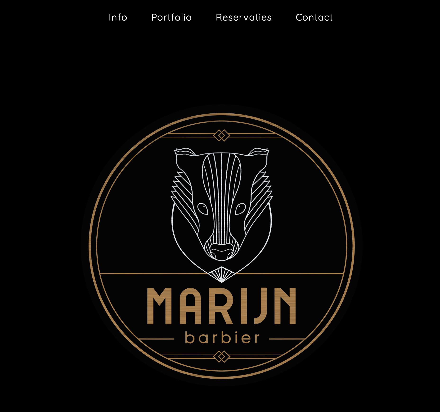 Marijn-barbier-website