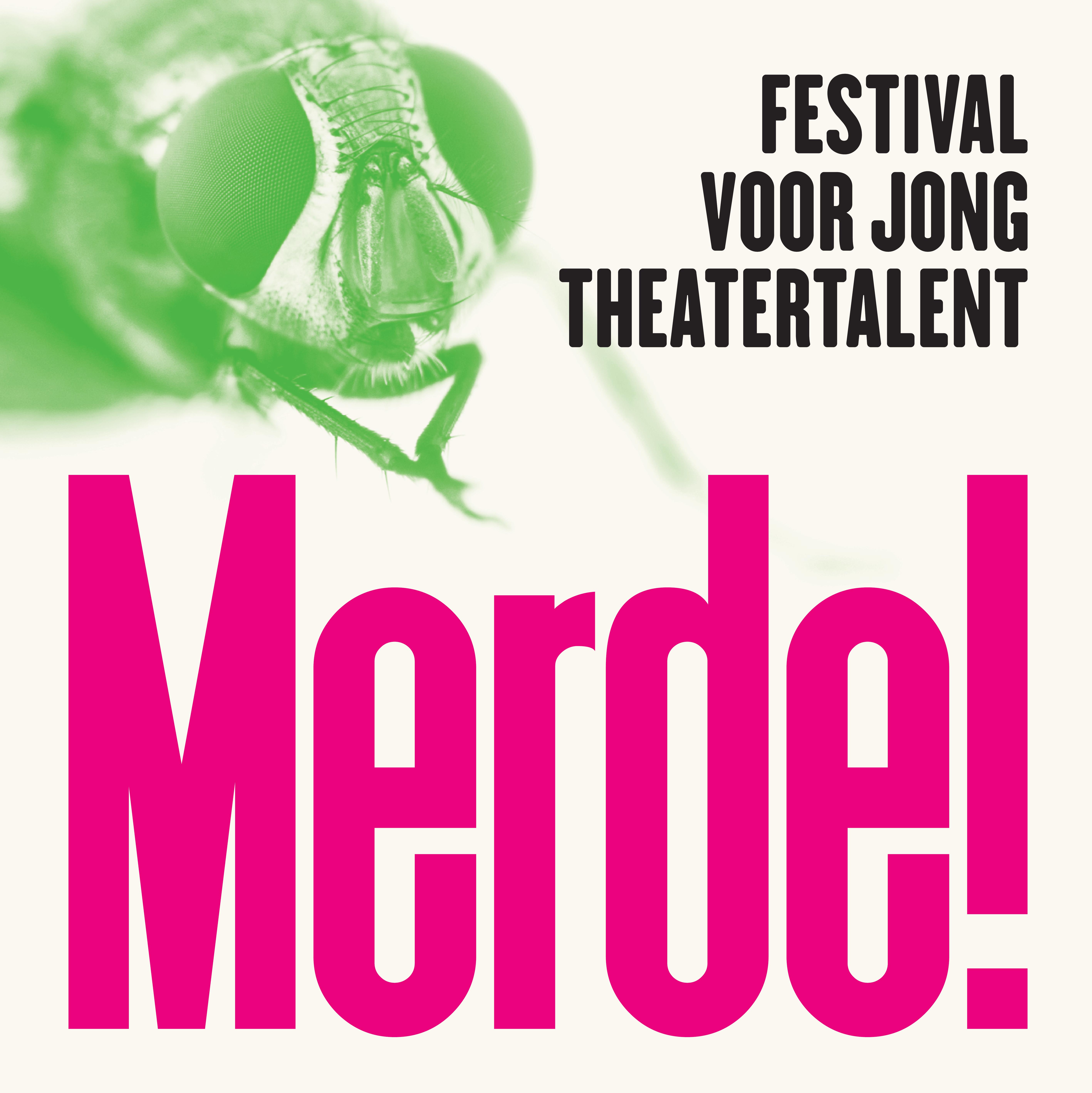 Merde-festival-Aarschot-campagnebeeld-design